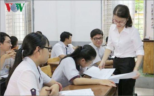 Kỳ thi tuyển sinh vào lớp 10: Chống gian lận thi cử được triển khai ra sao? (31/5/2019)