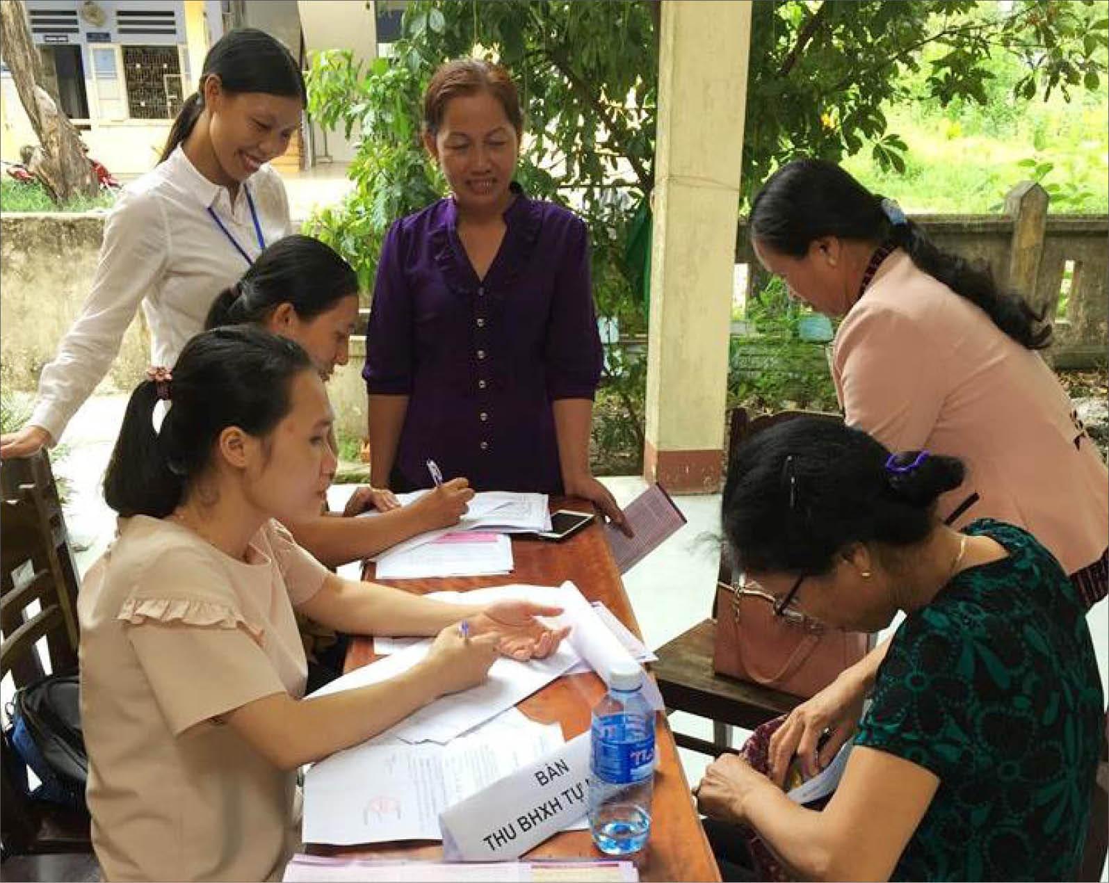 Những bất cập trong thực hiện bảo hiểm xã hội khu vực Hợp tác xã ở Bắc Ninh (14/5/2019)
