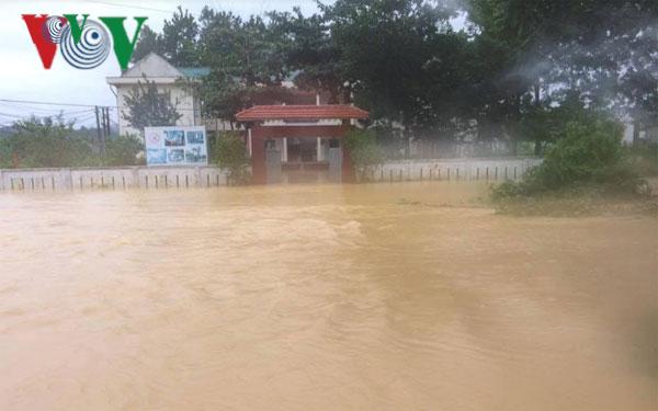Hà Tĩnh: Nhiều nỗi lo công trình trước mùa mưa bão năm 2019 (21/5/2019)