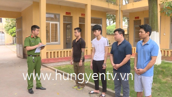 THỜI SỰ 21H30 ĐÊM 20/5/2019: Công an tỉnh Hưng Yên bắt giữ 4 đối tượng có hành vi tổ chức đánh bạc với tổng số tiền giao dịch trên 2 nghìn tỷ đồng.