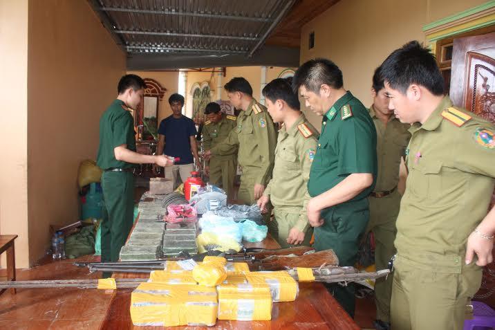 Tình hình tội phạm ma túy ở Điện Biên vẫn diễn biến phức tạp (6/5/2019)