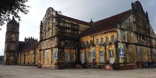Nhà thờ Bùi Chu - Không chỉ là một công trình tín ngưỡng, mà còn là công trình kiến trúc nghệ thuật và văn hóa giá trị cần được bảo tồn (2/5/2019)