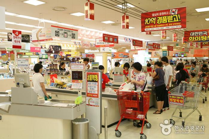 Hàn Quốc cấm sử dụng túi nilon dùng một lần tại các siêu thị (5/5/2019)