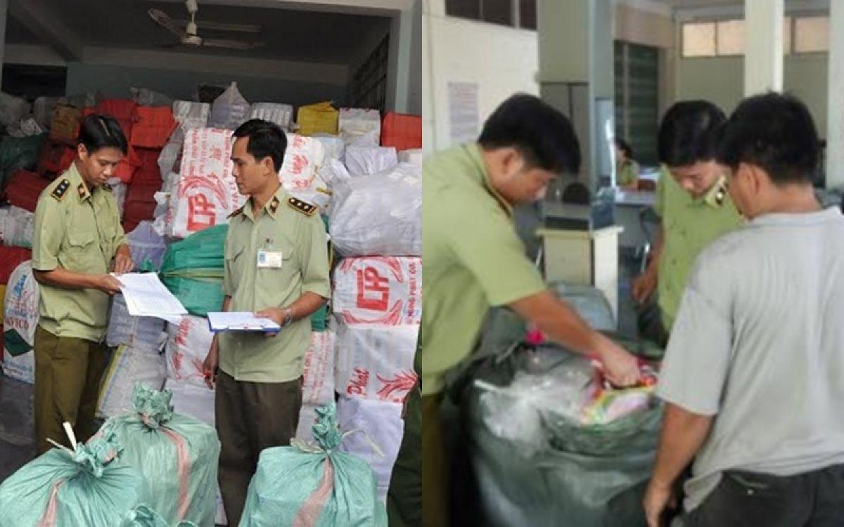Phú Yên: Tạm giữ trên 9 tấn quần áo đã qua sử dụng không rõ nguồn gốc xuất xứ (14/5/2019)