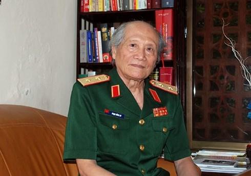 Những câu chuyện xúc động của vị Trung tướng trong 56 ngày đêm làm nên lịch sử Điện Biên Phủ chấn động địa cầu (3/5/2019)