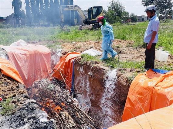 THỜI SỰ 21H30 ĐÊM 26/5/2019: Công an tỉnh Đồng Nai khởi tố vụ án về vụ trữ đông 4 tấn thịt lợn nhiễm dịch tả lợn châu Phi tại huyện Trảng Bom.
