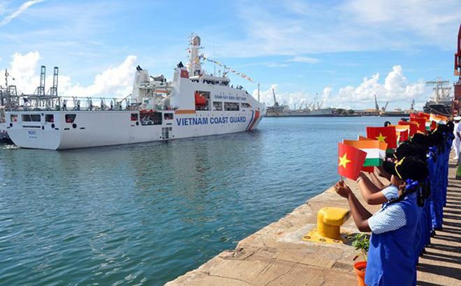 Gặp gỡ thuyền trưởng 8X của tàu CSB 9002 (25/5/2019)