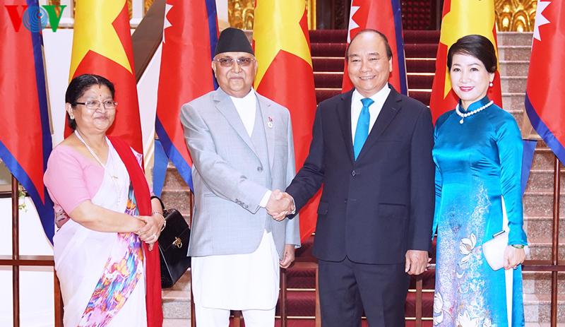 THỜI SỰ 18H CHIỀU 11/5/2019: Thủ tướng Chính phủ Nguyễn Xuân Phúc hội đàm với Thủ tướng Nepal Khadga Prasad Sharma Oli.