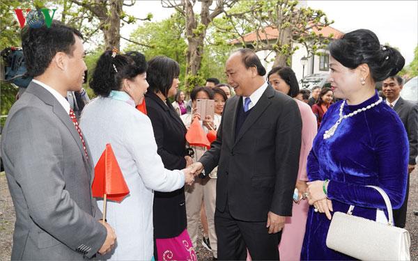 THỜI SỰ 6H SÁNG 27/5/2019: Thủ tướng Nguyễn Xuân Phúc thăm Đại sứ quán, gặp gỡ cộng đồng người Việt Nam tại Thụy Điển.