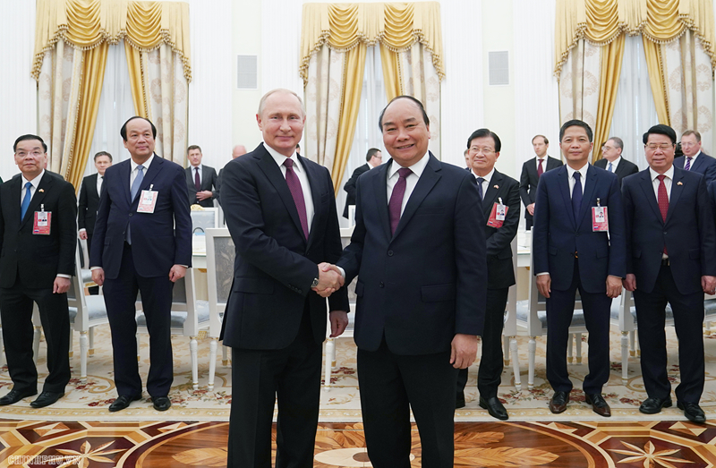 THỜI SỰ 18H CHIỀU 23/5/2019: Các nhà lãnh đạo Nga khẳng định quyết tâm làm sâu sắc hơn quan hệ Đối tác chiến lược toàn diện Liên bang Nga – Việt Nam.