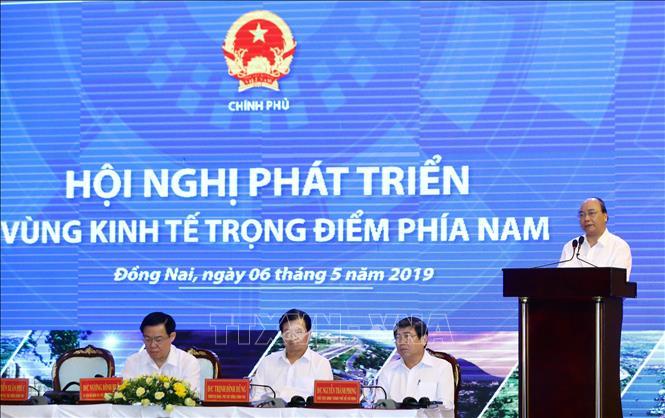 THỜI SỰ 6H SÁNG 6/5/2019: Thủ tướng chủ trì Hội nghị phát triển vùng kinh tế trọng điểm phía Nam.