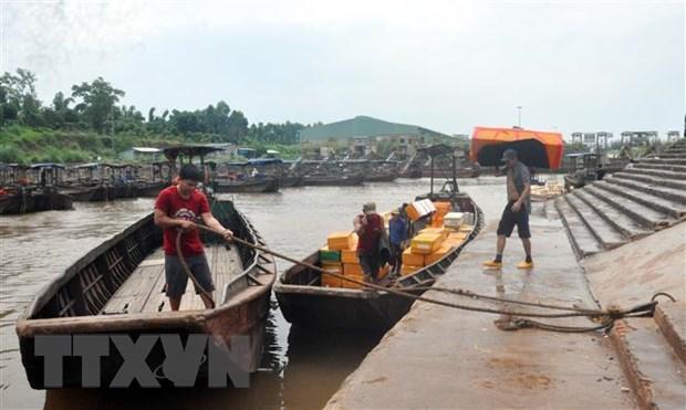 THỜI SỰ 18H CHIỀU 26/5/2019: Mưa lũ lớn tại Quảng Ninh khiến 1 người mất tích và hàng chục chiếc đò sắt bị đắm. Dự báo đêm nay sạt lở đất có nguy cơ cao xảy ra tại tỉnh Quảng Ninh và vùng lân cận.
