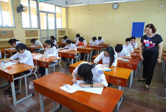 Thi tuyển sinh vào lớp 10 -  Hà Nội: Học sinh căng thẳng ôn thi vào trường công (10/5/2019)