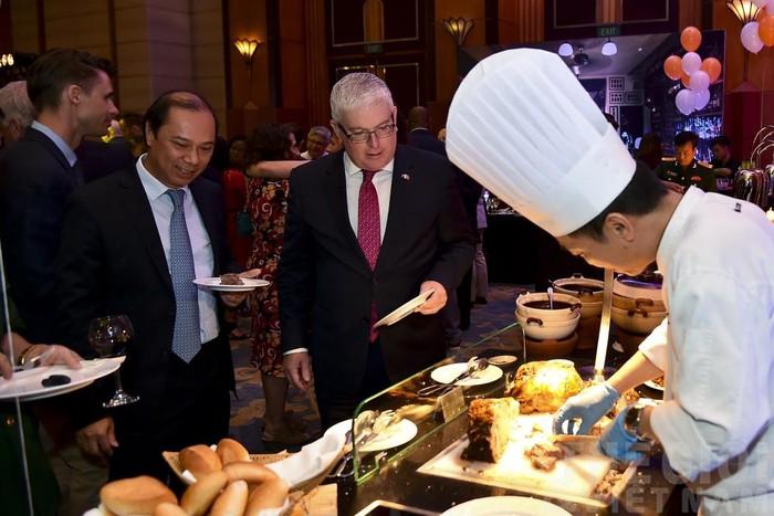"""Chương trình """"Hương vị Australia"""" kết nối văn hoá, ẩm thực Việt Nam - Australia (13/5/2019)"""