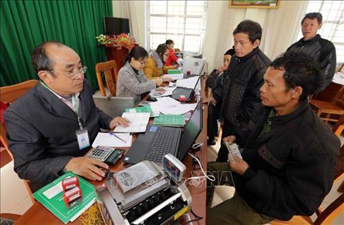 Chính sách cho vay tín dụng giúp hộ nghèo và các đối tượng chính sách tại tỉnh Sơn La (6/5/2019)