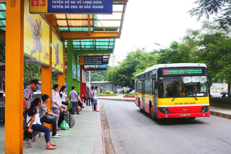 Hà Nội: Thiếu kết nối trung chuyển hành khách trong giao thông công cộng (12/6/2019)