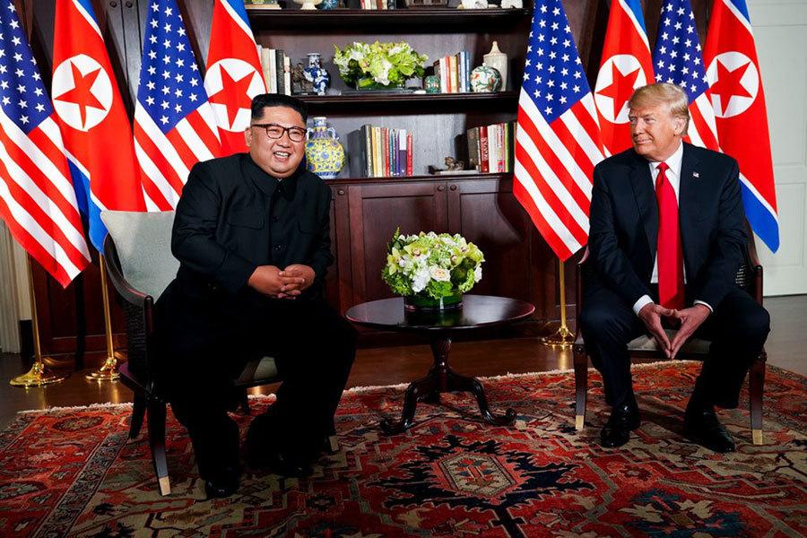 1 năm nhìn lại Cuộc gặp Thượng đỉnh Mỹ - Triều lần thứ nhất (12/6/2019)