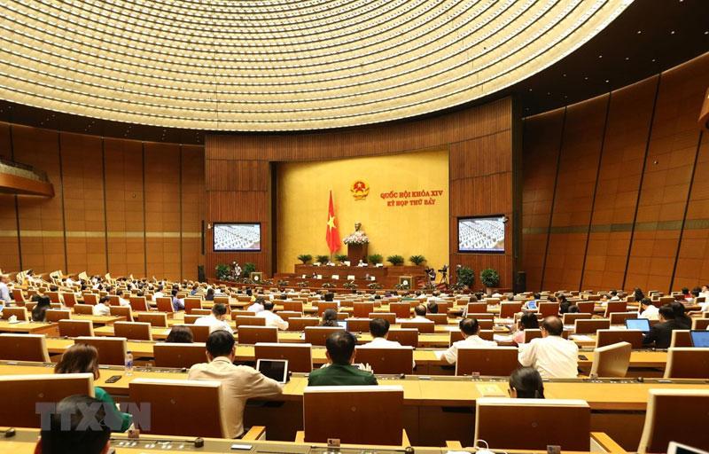 THỜI SỰ 6H SÁNG 10/6/2019: Quốc hội thảo luận Dự án Luật sửa đổi, bổ sung một số điều của Luật Tổ chức Chính phủ và Luật Tổ chức chính quyền địa phương.
