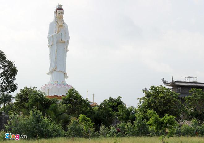 Thăm ngôi chùa có tượng phật lớn nhất khu vực Đồng bằng sông Cửu Long (28/6/2019)