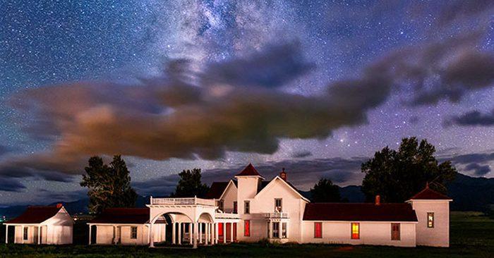 """Hai thị trấn được mệnh danh là """"thánh địa của những ánh sao đêm"""" ở bang Colorado, Mỹ (29/6/2019)"""