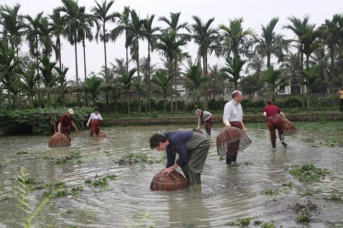 Mô hình du lịch cộng đồng làng Yên Đức, huyện Đông Triều, tỉnh Quảng Ninh (21/6/2019)