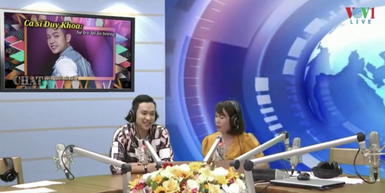 Ca sĩ Duy Khoa: Sự trở lại ấn tượng sau thời gian vắng bóng (1/6/20190