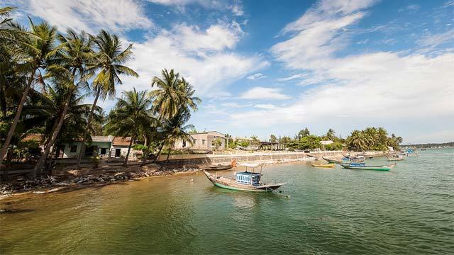 Thăm xã đảo Tam Hải, tỉnh Quảng Nam, điểm du lịch mới lạ với du khách. (14/6/2019)