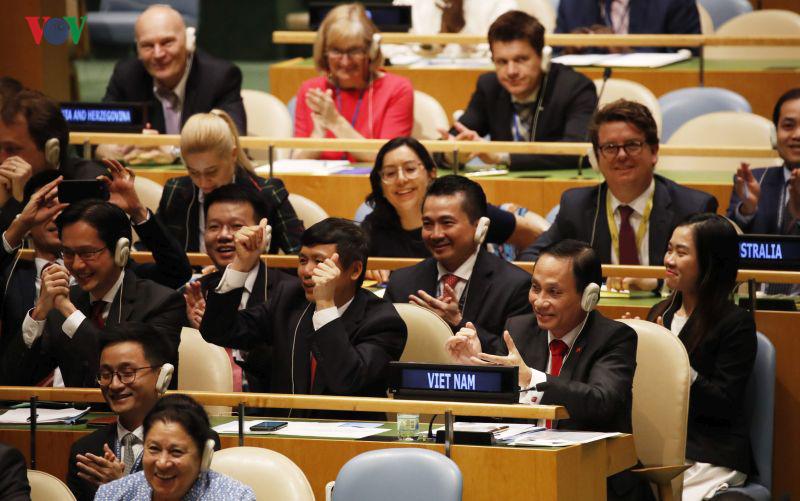 Việt Nam - Tiếng nói bảo vệ chủ nghĩa đa phương, vì một thế giới hòa bình bền vững (8/6/2019)