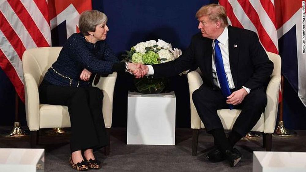 Tổng thống Mỹ thăm Anh: Củng cố liên minh giữa những xáo trộn (4/6/2019)