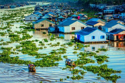 Giải pháp nào giúp đồng bằng sông Cửu Long thích ứng với biến đổi khí hậu? (3/6/2019)