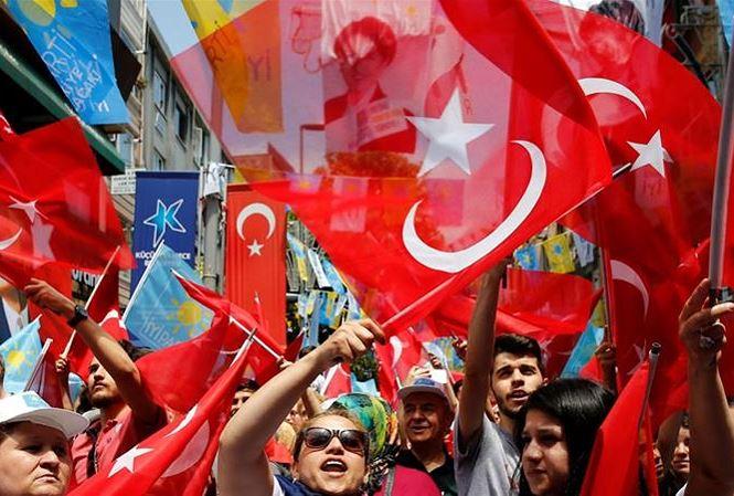 Bầu cử lại ở Istanbul, Thổ Nhĩ Kỳ: Tổng thống Erdogan có còn tự tin? (25/6/2019)