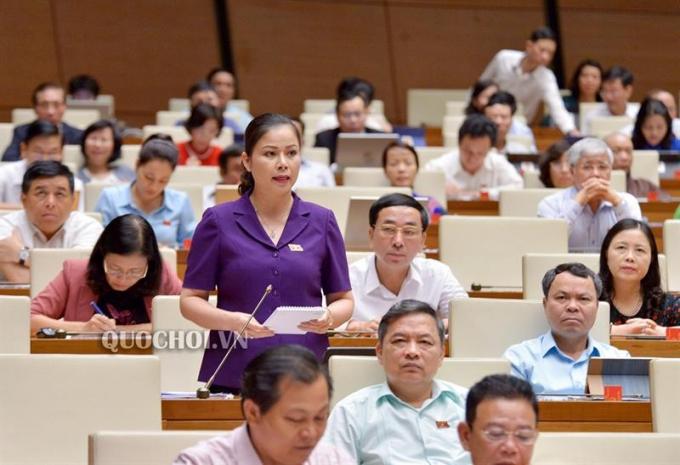 Nhìn lại hoạt động chất vấn tại quốc hội (7/6/2019)