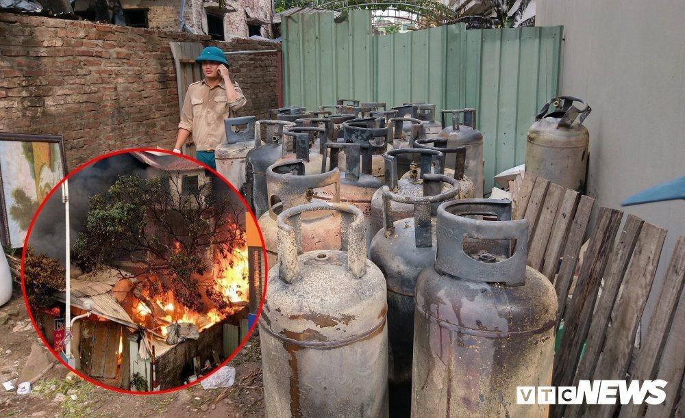 Sang chiết gas trái phép - hậu họa khôn lường (7/6/2019)