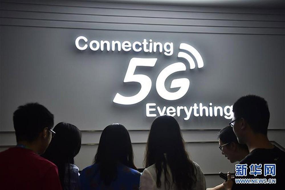 Trung Quốc đang ngày càng ứng dụng rộng rãi và phổ biến mạng 5G (6/6/2019)