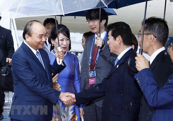 THỜI SỰ 6H SÁNG 28/6/2019: Thủ tướng Nguyễn Xuân Phúc bắt đầu Hội nghị Thượng đỉnh tại Osaka, Nhật Bản.