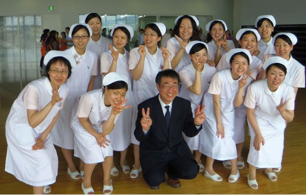 Du học ngành điều dưỡng tại Nhật bản: Cơ hội học bổng 100% (12/6/2019)