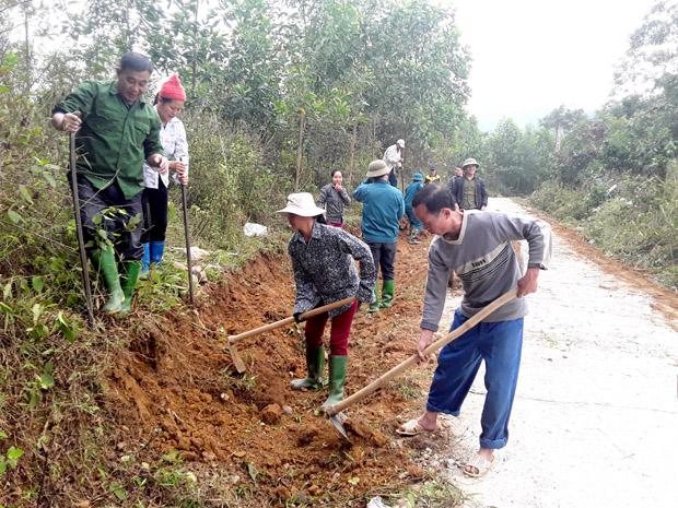 Thành công trong xây dựng nông thôn mới từ sự đồng thuận của người dân (24/6/2019)