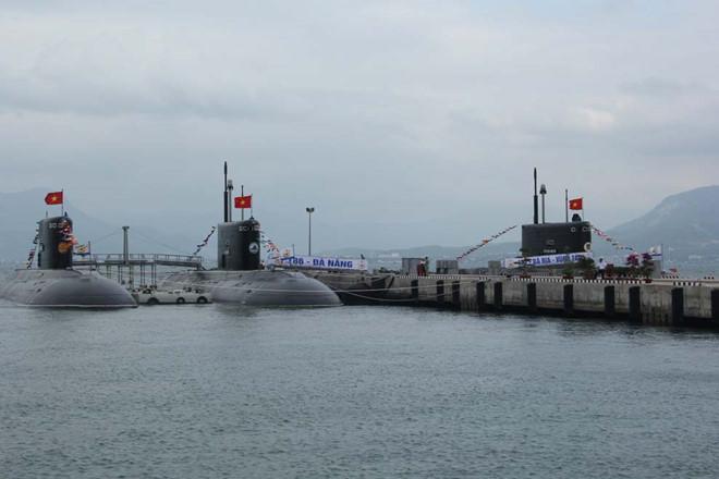 Lữ đoàn tàu ngầm 189 bảo vệ vững chắc chủ quyền biển đảo Tổ quốc (20/6/2019)