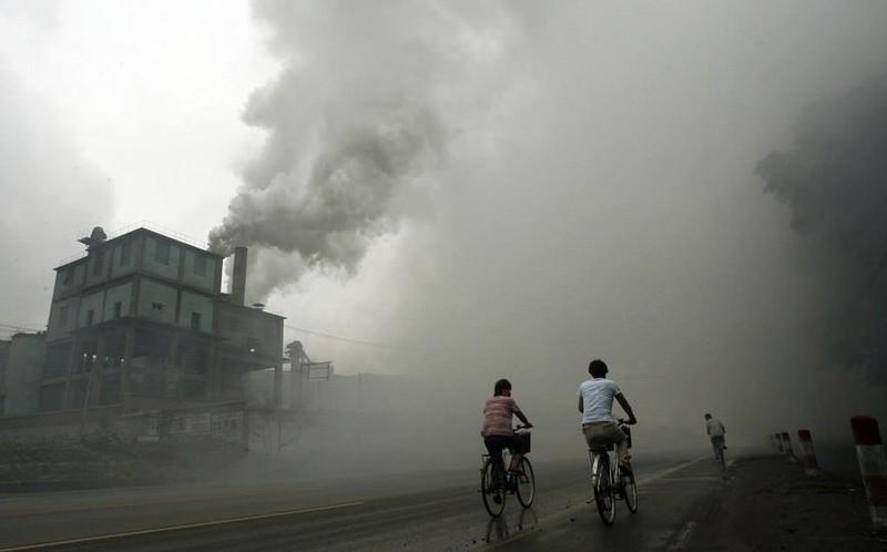 THỜI SỰ 18H 5/6/2019: Ngày môi trường thế giới: Chống lại ô nhiễm không khí - Mỗi năm trên toàn thế giới có khoảng 8 triệu người chết sớm do ô nhiễm không khí.