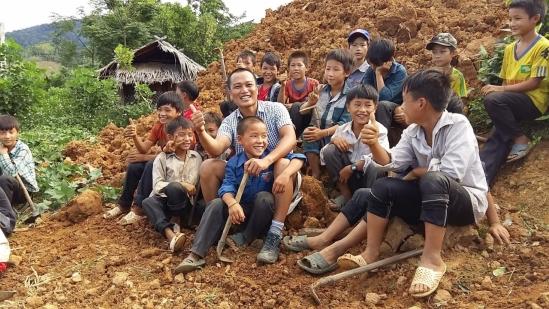 Người vượt non xây trường - Lan tỏa yêu thương, gieo mầm tri thức (2/6/2019)