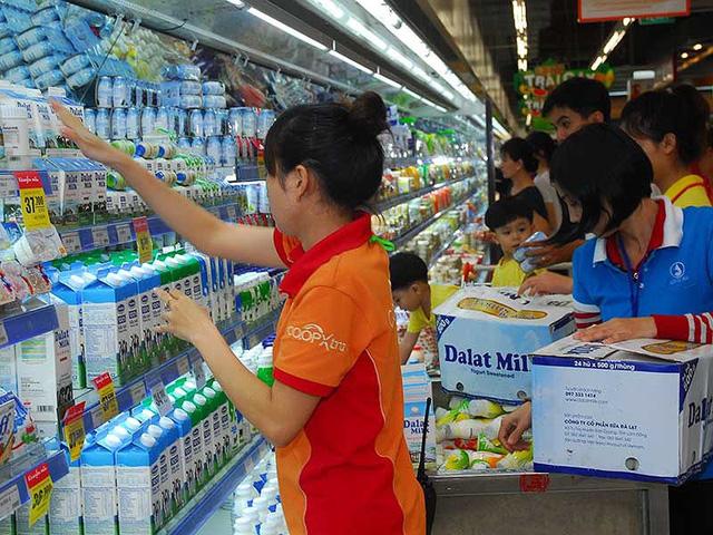 Đưa hàng Việt vào siêu thị: Cần có sự liên kết giữa các doanh nghiệp (25/6/2019)