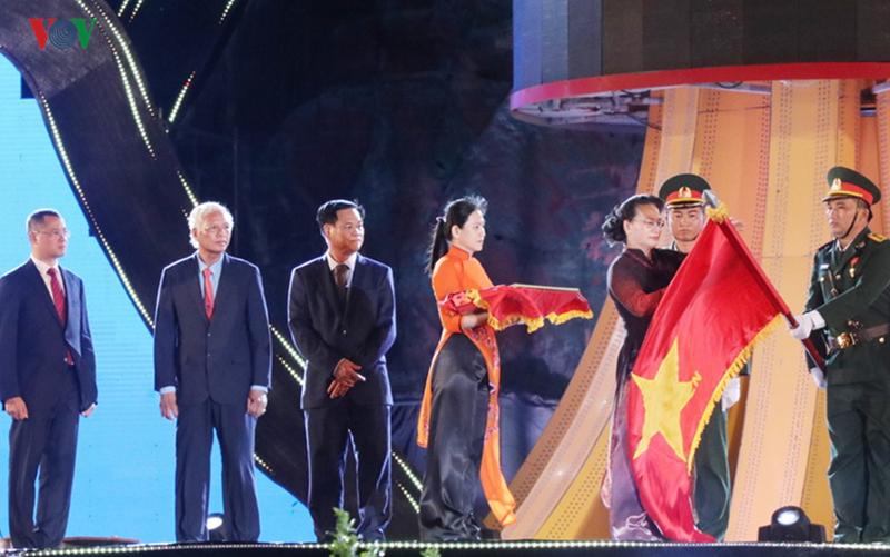 THỜI SỰ 06H00 SÁNG 30/6/2019: Chủ tịch Quốc hội Nguyễn Thị Kim Ngân dự lễ kỷ niệm 30 năm tái lập tỉnh Phú Yên