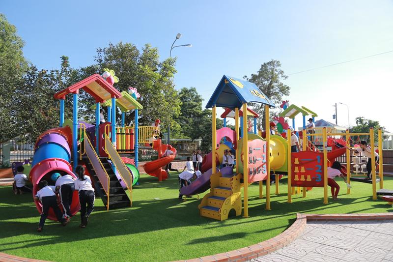 Hà Nội: Thiếu sân chơi cho trẻ em - Tăng thêm nỗi lo mỗi dịp hè (17/6/2019)