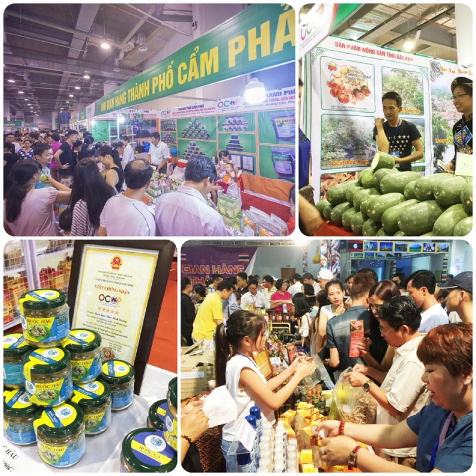 Mỗi xã một sản phẩm đánh thức tiềm năng nông sản (27/6/2019)