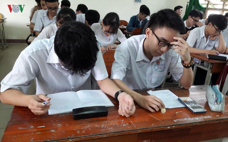 Áp lực thi cử - Không chỉ có ở Việt Nam (21/6/2019)