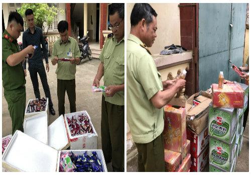 Kiểm tra kiểm soát kem Trung Quốc nhập lậu (18/6/2019)