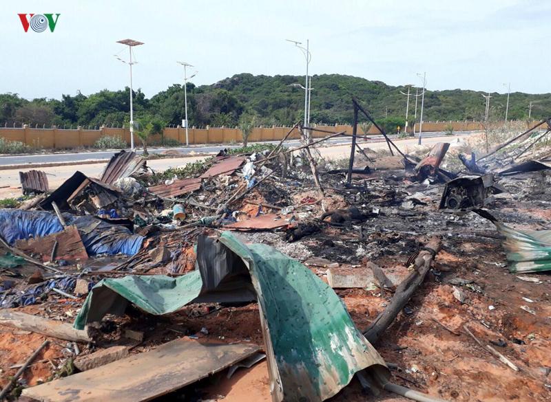 THỜI SỰ 12H TRƯA 16/6/2019: Cháy nổ lớn tại Cam Ranh- Khánh Hòa, 2 người thiệt mạng, 9 người bị thương.