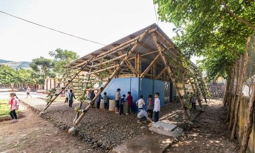 Kiến trúc sư Hà Nội trăn trở về nhà vệ sinh vùng khó khăn (9/6/2019)