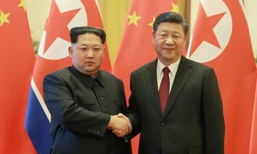 Chuyến thăm bất ngờ của Chủ tịch Trung Quốc tới Triều Tiên (20/6/2019)