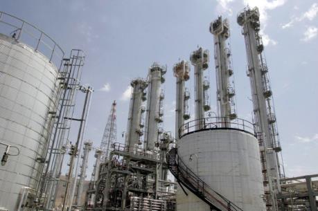 """Iran """"nâng cấp"""" làm giàu uranium - Đạn đã lên nòng? (8/7/2019)"""